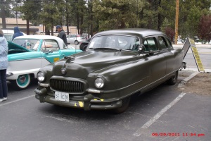 Antique Cars - Big Bear Lake