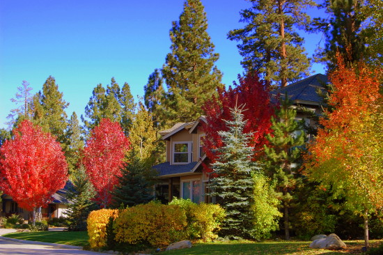 Labor Day Ushers In Autumn At Big Bear Lake Big Bear Frontier Vacation Blog