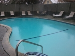 Big Bear heated pool
