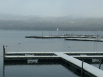 Winter in Big Bear Lake