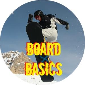 Snowboarding basics