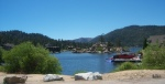 Big Bear Lake Panorama