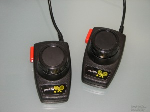 Atari Paddles