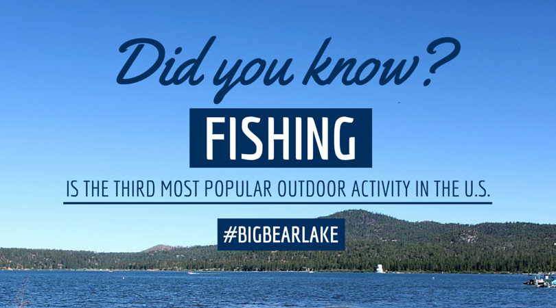National Fishing And Boating Week Big Bear Frontier