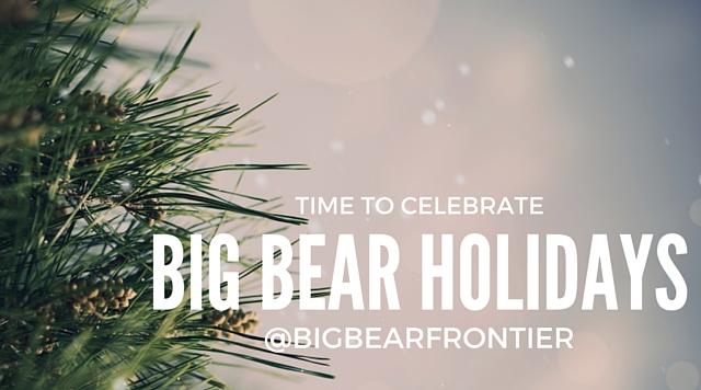 BIG BEAR LAKE CHRISTMAS