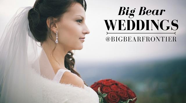 BIG BEAR WEDDINGS