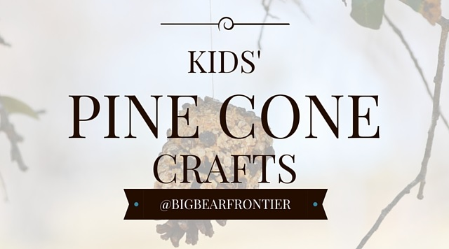 5 pine cone craft ideas