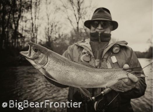 fishing at big bear