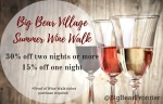 big bear summer wine walk
