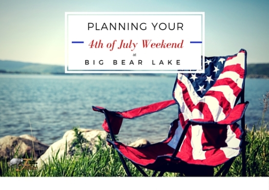 Big bear 4th of July 2 6.23.16