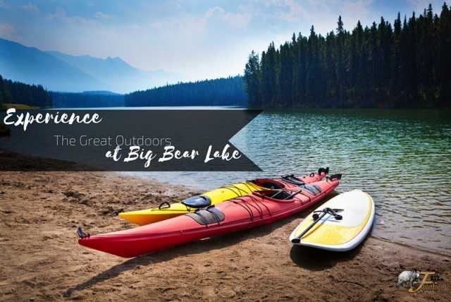 Experience the Great Outdoor at Big Bear Lake