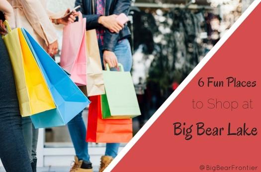 shop at big bear
