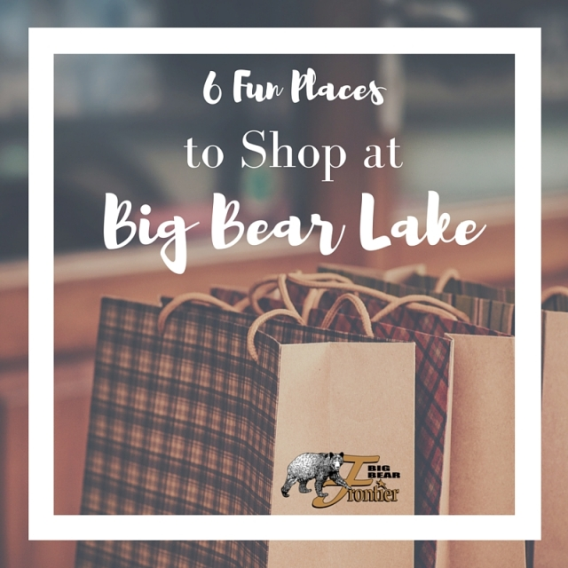 shop at big bear