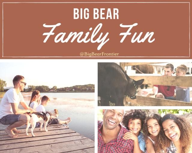 Big Bear Family Fun image