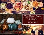 big bear lake activities november