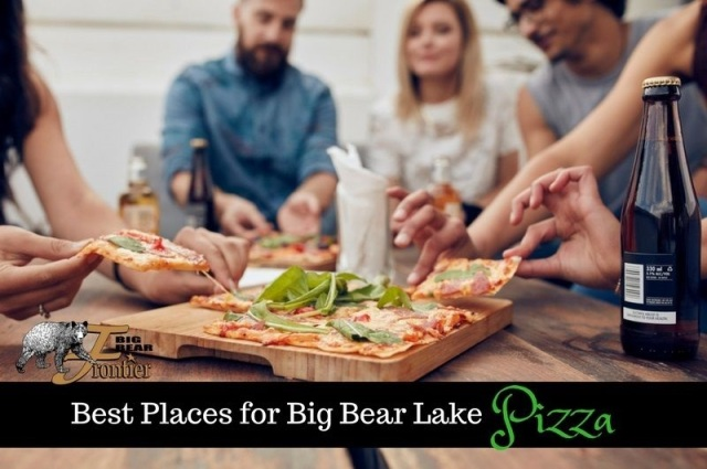 best pizza of big bear lake