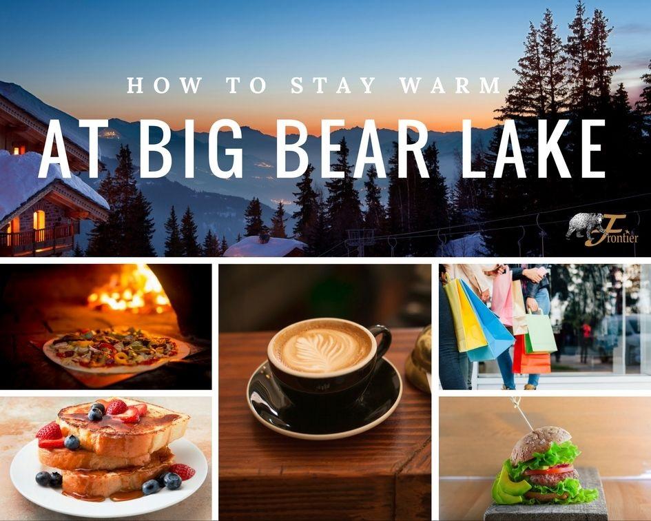 Big Bear Frontier Vacation Blog