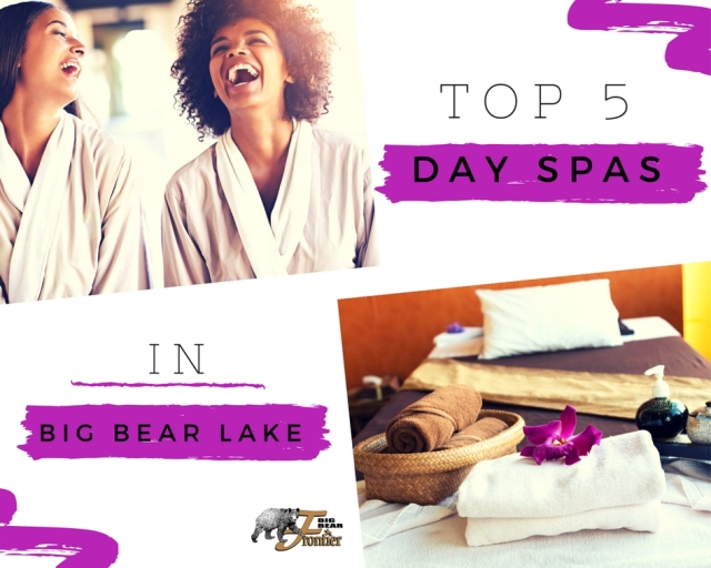 day spas in big bear lake